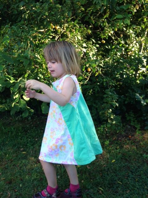 Zonneschijn dress 21
