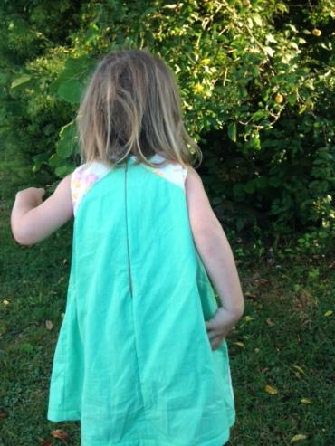 Zonneschijn dress 22