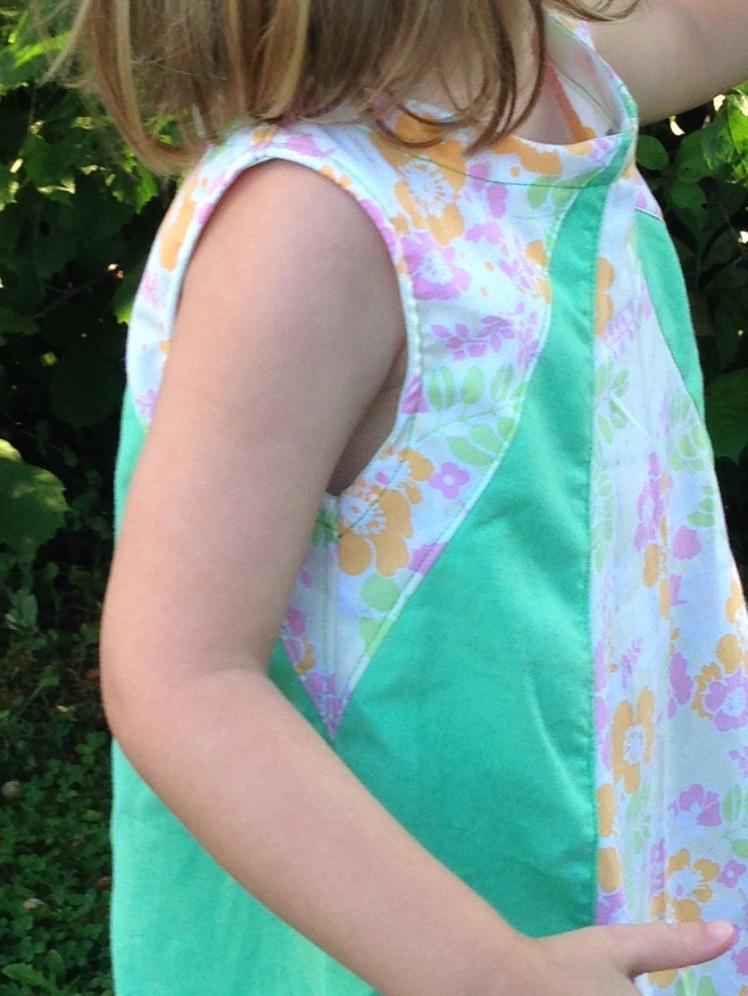 Zonneschijn dress 24