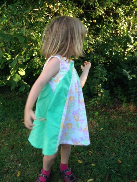 Zonneschijn dress 25