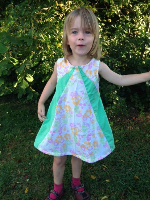 Zonneschijn dress 26