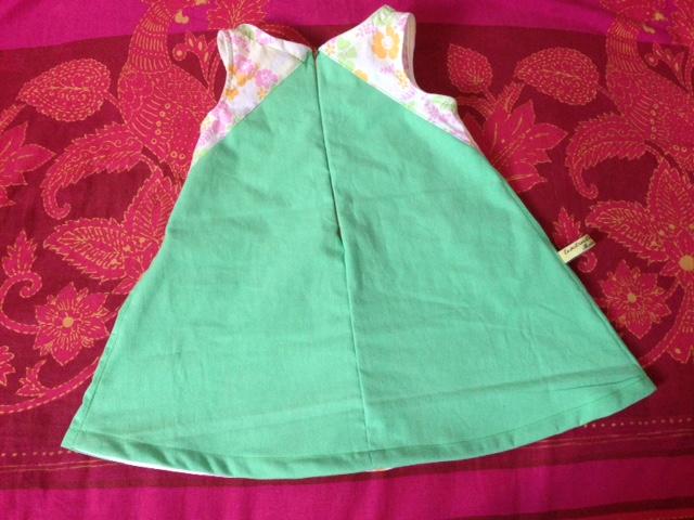 Zonneschijn dress 3