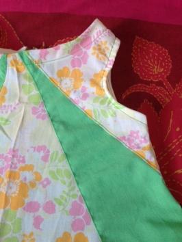 Zonneschijn dress 6