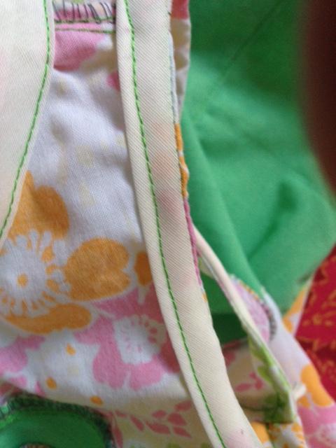 Zonneschijn dress 7