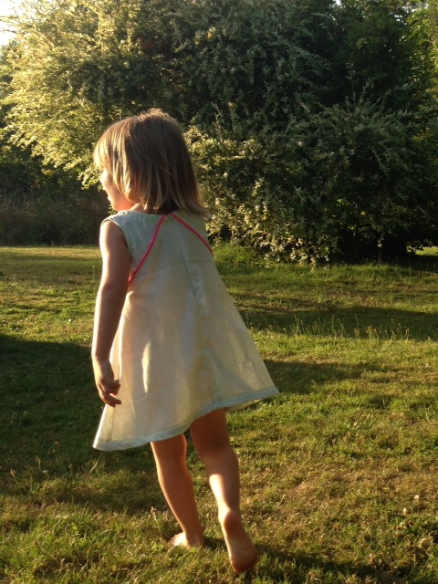 Zonneschijn dress 32