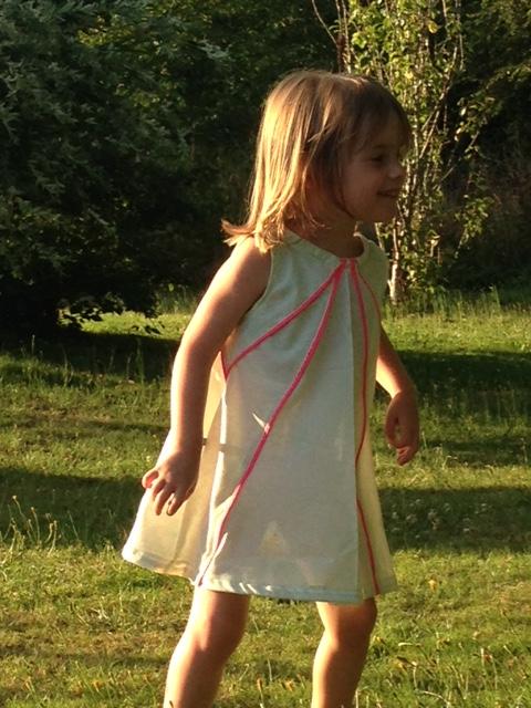 Zonneschijn dress 41