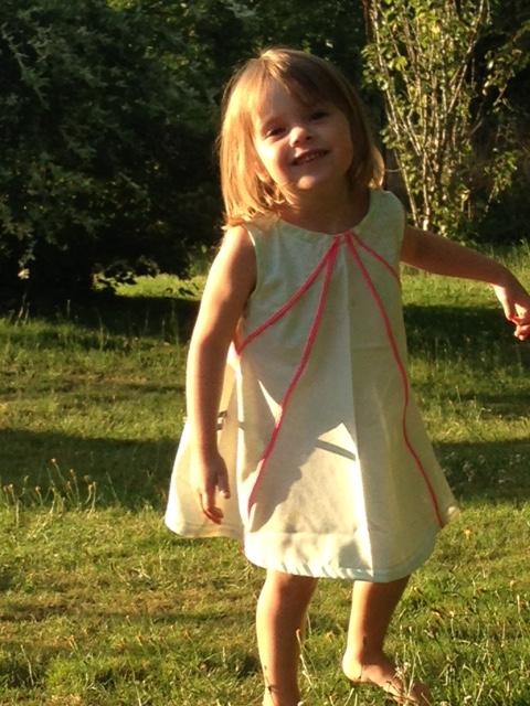 Zonneschijn dress 42