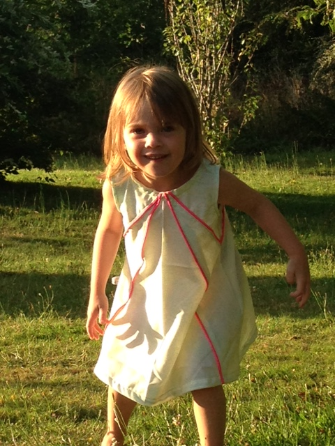 Zonneschijn dress 43