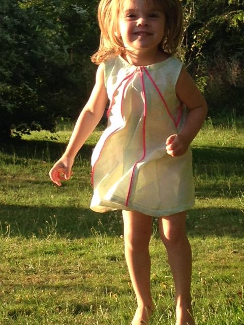 Zonneschijn dress 44