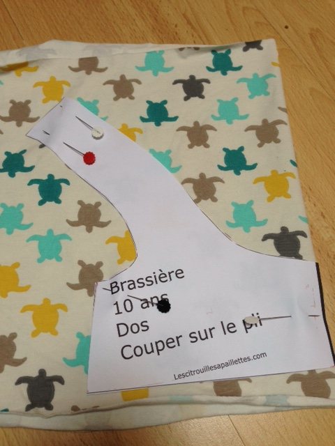 brassière 18