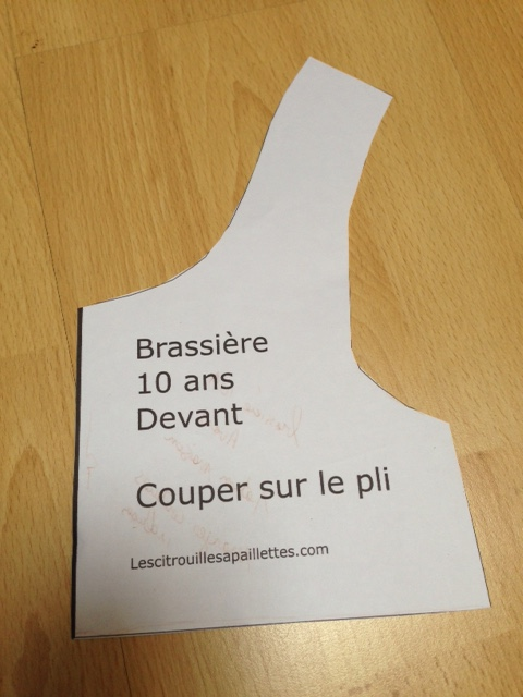 brassière 19