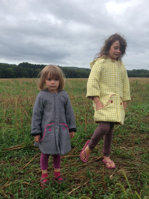 Louisa Coat twin 1
