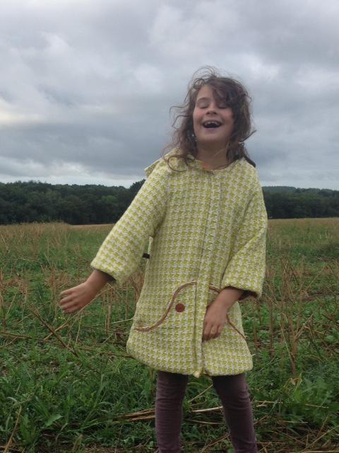 Louisa Coat twin 10