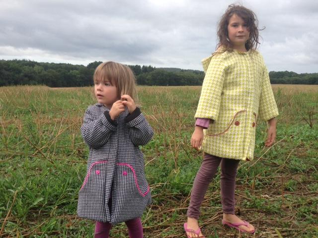 Louisa Coat twin 12