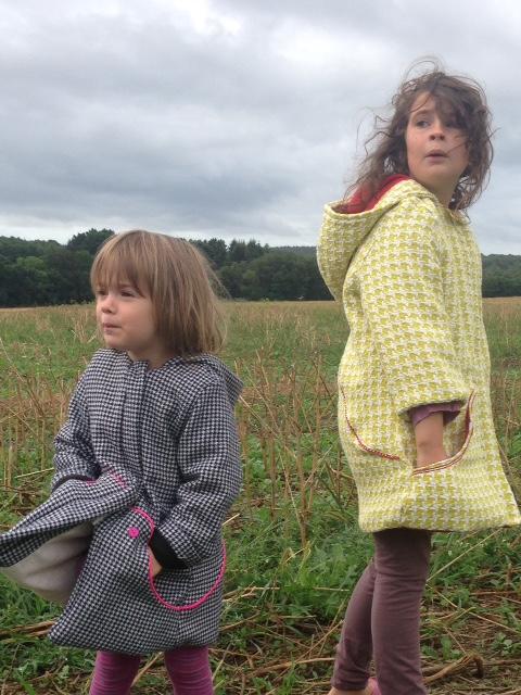 Louisa Coat twin 15
