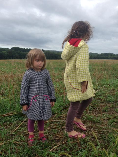 Louisa Coat twin 2