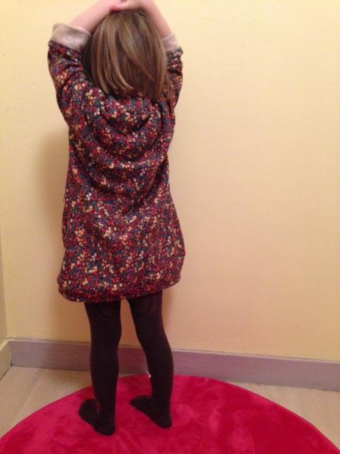 Robe sweat mel lmv (16)