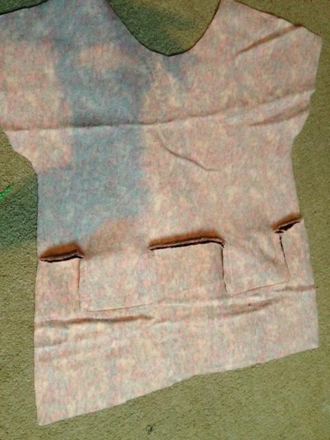 Robe sweat mel lmv (5)